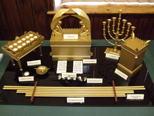 Image Gallery jewish tabernacle model